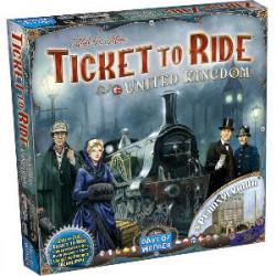 Les Aventuriers du Rail - Royaume Uni /...