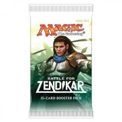Booster Magic Bataille de Zendikar VF