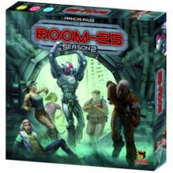 Room 25 - Saison 2 (extension)