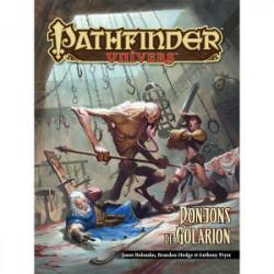 Pathfinder Univers - Donjons de Golarion