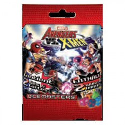 Booster Marvel Dice Masters : Avengers VS X-Men