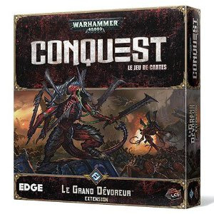 Boite de W40K Conquest - Le Grand Dévoreur