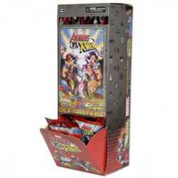 60 Boosters Marvel Dice Masters :...