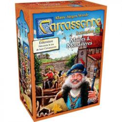 Carcassonne - Maires et Monastères - Ext 5