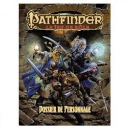 Pathfinder - Dossier Personnage 3ème édition