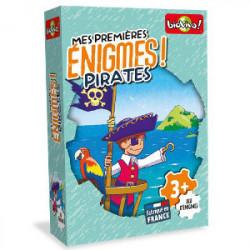 Mes Premières Enigmes : Pirates