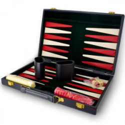 Backgammon Deluxe 38 cm