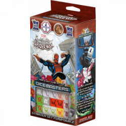 Starter Marvel Dice Masters : Amazing Spiderman