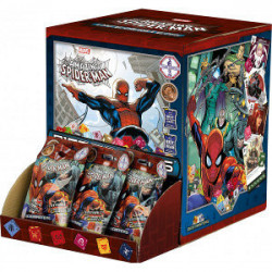 90 Boosters Marvel Dice Masters : Amazing...