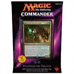 Commander 2015 : Pillage des Tombes VF