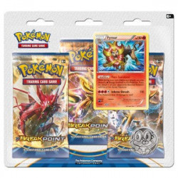 Pack 3 Boosters - XY9