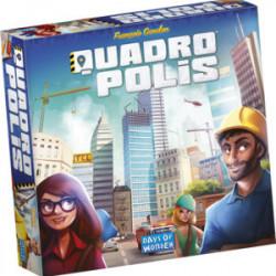 Quadropolis (+ tuile promo Ludifolie)