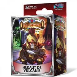 Super Dungeon Explore : Héraut de Vulcanis