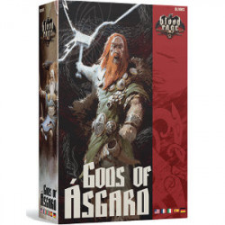 Blood Rage - Dieux d'Asgard