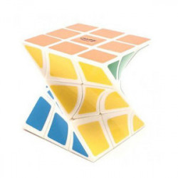 Calvin Eitan Twist Cube Blanc