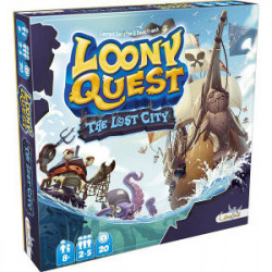Loony Quest - Lost City