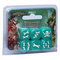 Rum & Bones - Set de Dés Wellsport