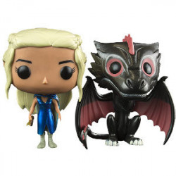 Pop Vinyl Game of Thrones : Daenerys...