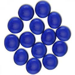 Sachet de 30 Gemmes - Bleu Transparent (Dragon...