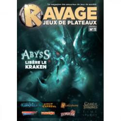 Ravage Jeux de Plateaux HS 1
