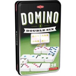 Domino Double 6 (boite métal)
