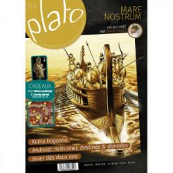 Plato 84 - Mars 2016