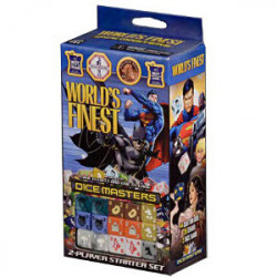 Starter Marvel Dice Masters : World's...