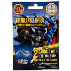 Booster Marvel Dice Masters : World's Finest