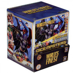 90 Boosters Marvel Dice Masters : World's Finest