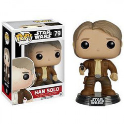 Pop Vinyl Star Wars : Han Solo