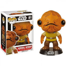 Pop Vinyl Star Wars : Admiral Ackbar