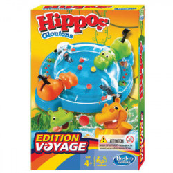 Hippos Gloutons : Edition Voyage