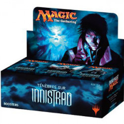 36 Boosters Magic Ténèbres sur...