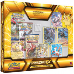 Coffret Pikachu Ex (Collection Légendaire)