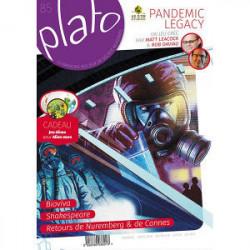 Plato 85 - Avril 2016