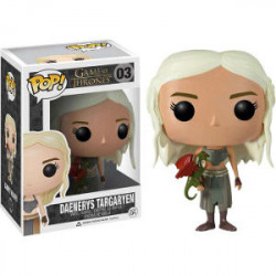 Pop Vinyl Game of Thrones : Daenerys Targaryen