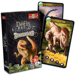 Défis Nature : Dinosaures 3 (Noir)