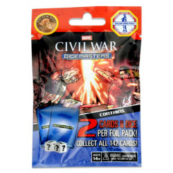 Booster Marvel Dice Masters : Civil War