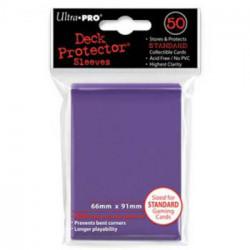50 Protège Cartes Std Violet