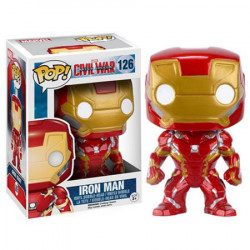 Pop Vinyl Civil War : Iron Man