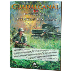 Conflict of Heroes : Guadalcanal - Extension US...