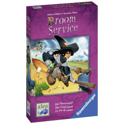 Broom Service - Jeu de Cartes