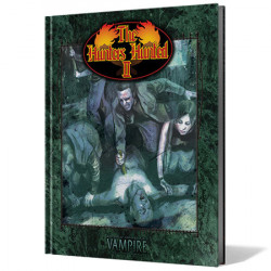 Vampire La Mascarade : Hunter's Hunted II
