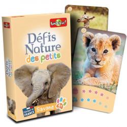 Défis Nature des Petits : Savane