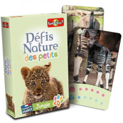 Défis Nature des Petits : Jungle