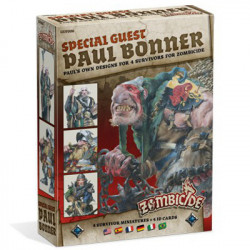 Zombicide Black Plague - Special Guest Paul Bonner