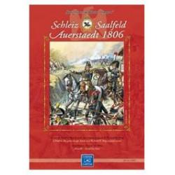 Schleiz, Saalfeld et Auerstaedt 1806