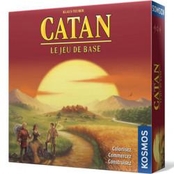 Catan - Jeu de Base (nouvelle édition)