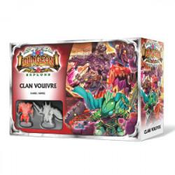 Super Dungeon Explore : Clan Vouivre
