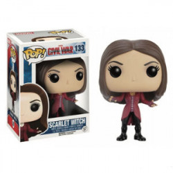 Pop Vinyl Civil War : Scarlet Witch
